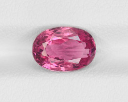 Spinel, 2.13ct - Mined in Burma | Certified by IGI