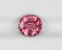 Spinel, 1.87ct - Mined in Burma | Certified by IGI
