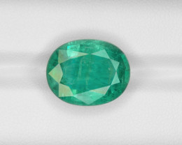Emerald, 8.88ct - Mined in Zambia | Certified by IGI