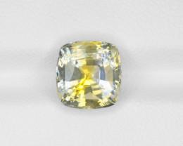 Fancy Sapphire, 4.49ct - Mined in Sri Lanka | Certified by IGI