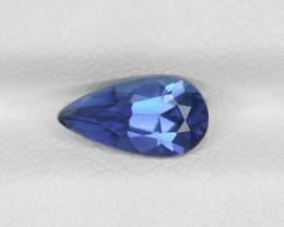 Blue Sapphire, 1.09ct - Mined in Sri Lanka | Certified by IGI