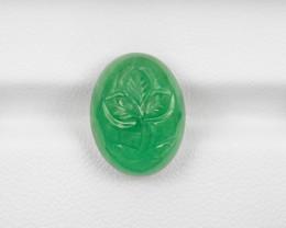Emerald, 7.48ct - Mined in Zambia