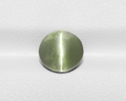 Alexandrite Cat's Eye, 3.15ct - Mined in India | Certified by IGI