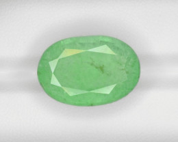 Emerald, 18.08ct - Mined in Ethiopia | Certified by GRS