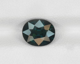 Blue Sapphire, 1.89ct - Mined in Madagascar | Certified by GRS