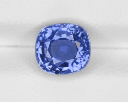 Blue Sapphire, 2.96ct - Mined in Sri Lanka | Certified by GRS