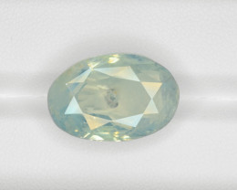 Blue Sapphire, 25.38ct - Mined in Sri Lanka | Certified by GIA, GRS & IGI
