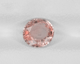 Padparadscha Sapphire, 0.95ct - Mined in Madagascar | Certified by GRS