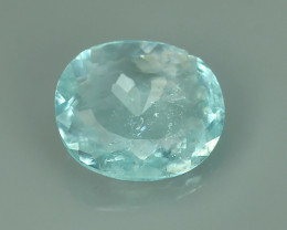 Natural Paraiba Copper Bearing Neon blue Tourmaline Gem