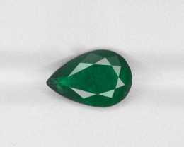 Emerald, 2.58ct-Mined in Brazil