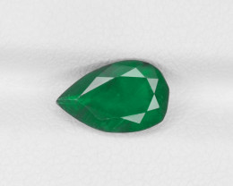 Emerald, 1.56ct-Mined in Brazil
