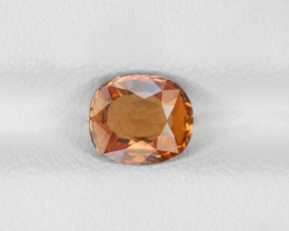Padparadscha Sapphire, 1.11ct - Mined in Madagascar | Certified by GRS