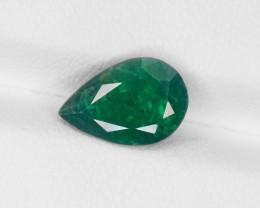 Emerald, 2.06ct-Mined in Brazil