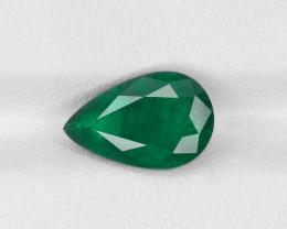 Emerald, 2.46ct-Mined in Brazil