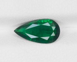Emerald, 1.32ct-Mined in Brazil