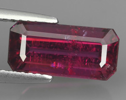 3.05~CTS OCTOGON CUT 100%NATURAL PINK~ MOZAMBIQUE TOURMALINE GEM!!