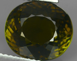 6.60 CTS NATURAL  GREEN MOZAMBIQUE TOURMALINE GEMS