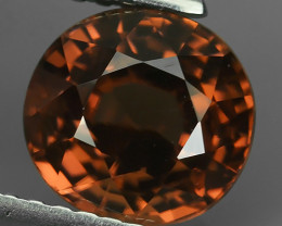 2.70 CTS~FINE QUALITY_LUSTROUS - NATURAL  ZIRCON - OVAL _CUT NR!!