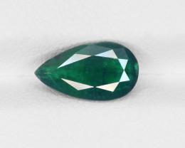 Emerald, 1.87ct - Mined in Brazil