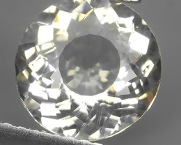 2.00 CTS TOP EXCELLENT NATURAL SUPER WHITE BERYL BRAZIL
