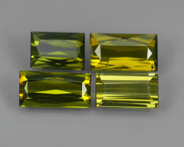 3.40 CTS  AMAZING NATURAL RARE LUSTROUS GREEN TOURMALINE