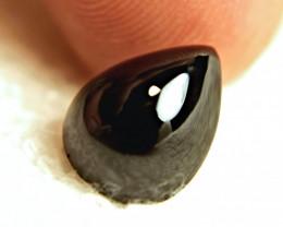7.49 Carat Polished Black Thailand Spinel - Gorgeous