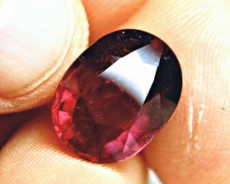 14.5 Carat Large Fiery Collector Ruby