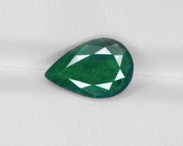 Emerald, 2.50ct-Mined in Brazil