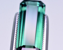 Brilliant Color 4.25 Ct Natural Indicolite Tourmaline