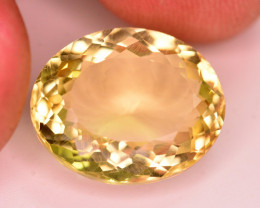 Gorgeous Color 12 Ct Natural Citrine. A