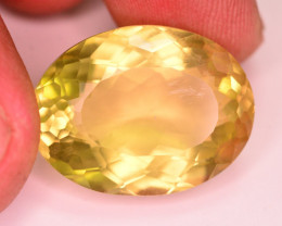 Gorgeous Color 24.55 Ct Natural Citrine. A