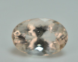 4.325 Ct Natural Morganite Gemstone