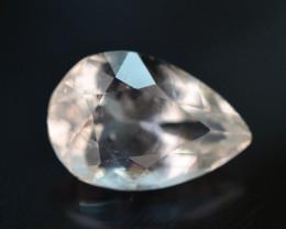 3.075 Ct Natural Morganite Gemstone