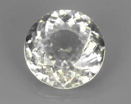 2.20 Cts Stunning unheated round shape Cut Morganite