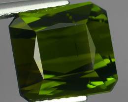 5.10  CTS EXQUISITE GREEN NATURAL TOURMALINE OUTSTANDING~