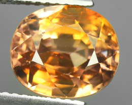 6.45 CTS DAZZLING NATURAL RARE TOP LUSTER INTENSE RARE ZIRCON