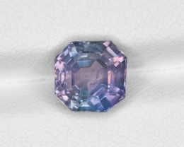 Fancy Sapphire, 4.07ct - Mined in Madagascar | Certified by IGI