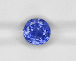 Blue Sapphire, 3.92ct - Mined in Sri Lanka | Certified by GIA
