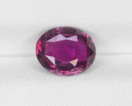 Ruby, 1.38ct - Mined in Madagascar | Certified by GII