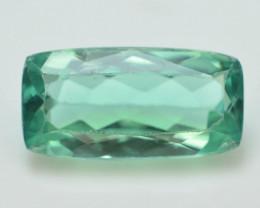 4.35 Ct Green Spodumene Gemstone From Afghanistan ~ G A
