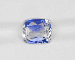 Fancy Sapphire, 3.49ct - Mined in Sri Lanka | Certified by GIA,& IGI