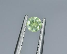 0.25 Crt Natural Demantiod Faceted Gemstone.( AG 59)