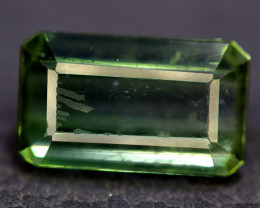 SALE 3.0 cts Natural Green Color Tourmaline Gemstone from Afghanistan