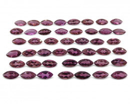 14.59 ct Pink Tourmaline Marquise Wholesale Lot