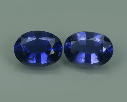 2.20 CTS FINE QUALITY _ LUSTROUS - NATURAL SOUTH AFRICA IOLITE - OVAL _