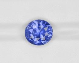 Blue Sapphire, 7.24ct - Mined in Sri Lanka   Certified by GRS