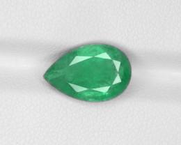 Emerald, 3.51ct - Mined in Zambia | Certified by IGI