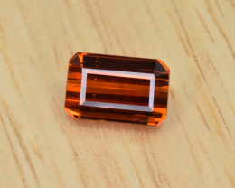 Natural Spessartite Garnet 2.99 Cts Top Color