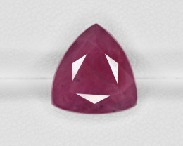 Ruby, 7.76ct - Mined in Guinea | Certified by GII