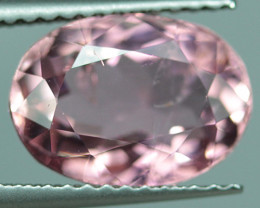 3.20 CT Light Pink Copper Bearing Mozambique Tourmaline-TM53